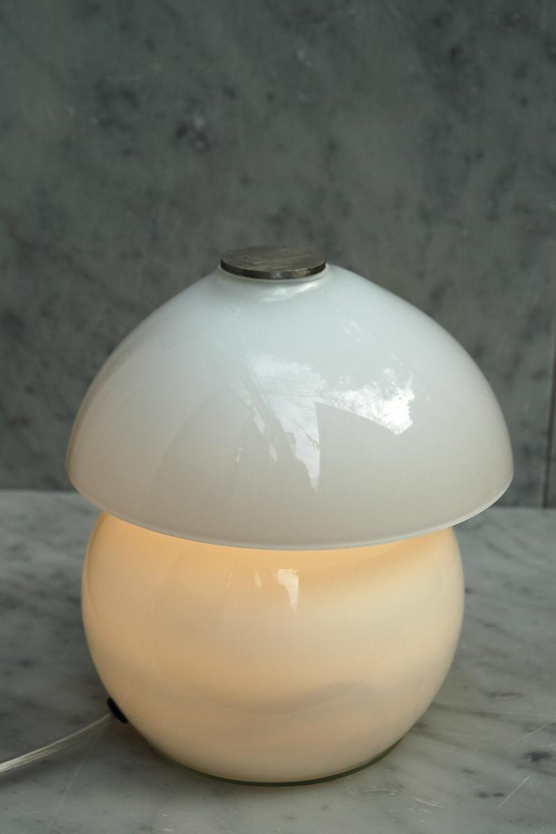 Tafellamp champignon