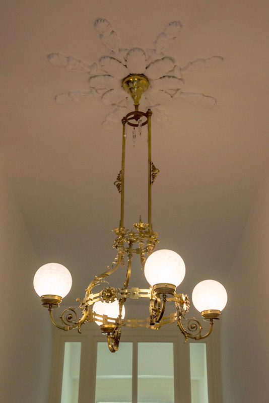 kroonluchter ombouwen LED