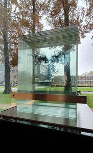 Glaskunstwerk Genlap Utrecht