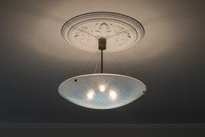 Hanglamp Schaal wit