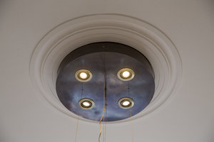 Detail Murano hanglamp