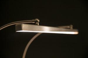 Detail bureaulamp LED