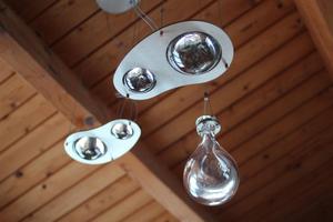 Hanglamp druppel leerdam