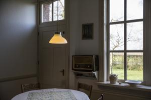 Hanglamp assymmetrisch glas