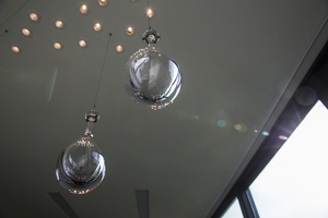 Druppel hanglamp keuken