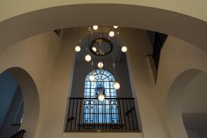 Lichtobject Gemeentehuis de Bilt