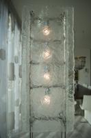Falling paper staande lamp