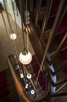 Hanglamp Trappenhuis 19e eeuw