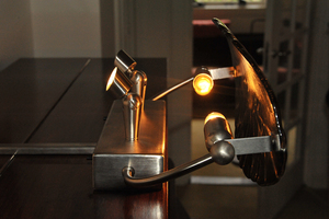 Constructie Piano lampje