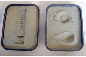 Sandcasting