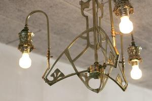 lampen reparatie jugendstil
