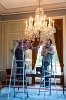lampen reparatie kroonluchter