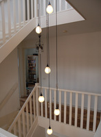 Hanglamp druppel trapgat