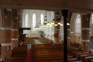 Kroonluchters kerk Steenwijk