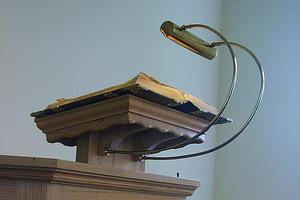 Altaar lamp kerk