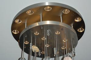 Detail Lichtobject trapgat