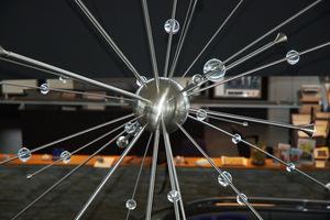 LED kroonluchter entree