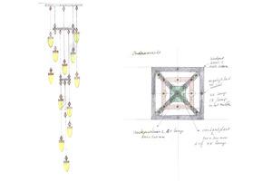 Verlichting project Aula, Begraafplaats Doorn - Kunst & Licht