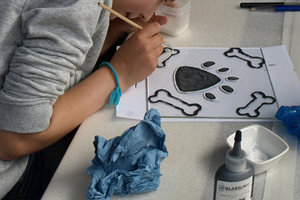 workshop glasfusen kinderen