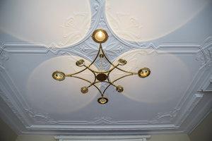 Hanglamp met lenzen