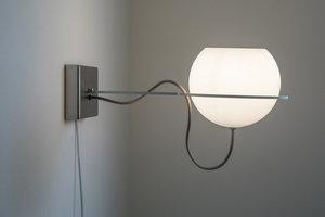 Jeu des boules wandlamp enkel
