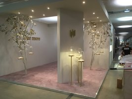 Beheyt luxe stolp lampen
