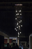 Lichtobject druppel vide